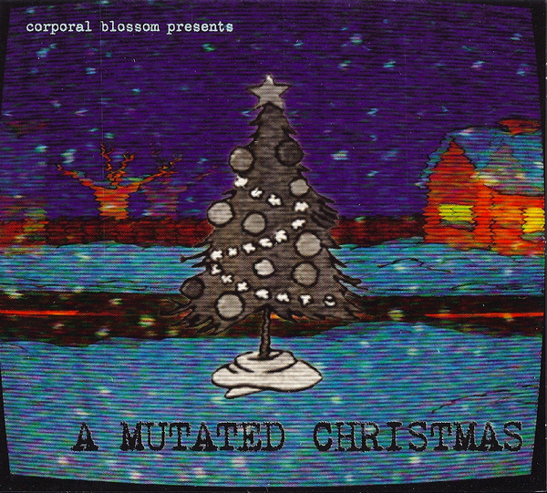 Illegal art mutated christmas
