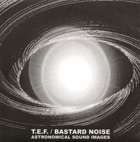 Bastard Noise / T.E.F. - Astronomical Sound Images