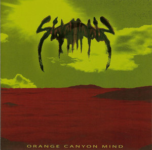 Skullflower - Orange Canyon Mind