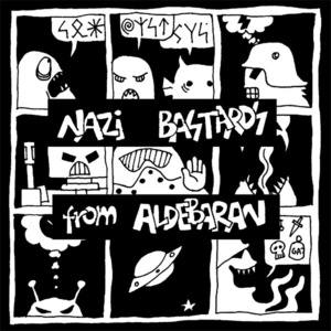 Nazi Bastards From Aldebaran - Invasion