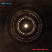 Erik Ursich - Electronic Diffraction Patterns